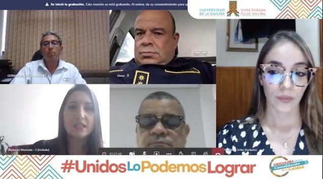 hoyennoticia.com, Uniguajira le apuesta al futuro marítimo del departamento