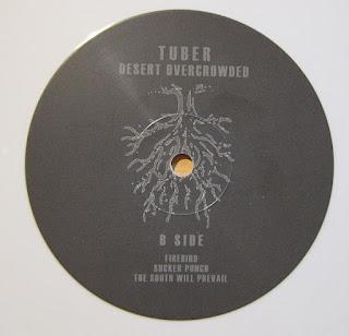 2014 Tuber - Desert Overcrowded (lp)_side B