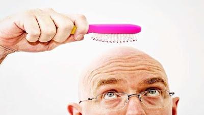 فيتامينات تعالج تساقط الشعر