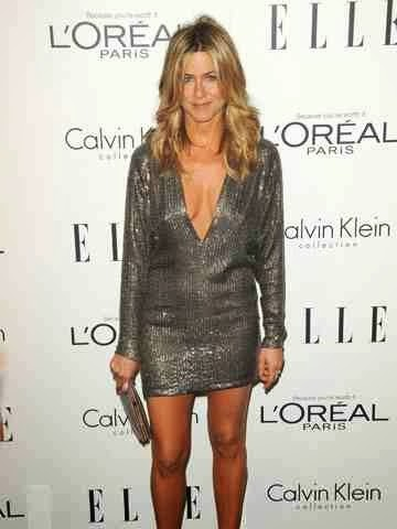 HollyNolly: Jennifer Aniston: I am comfortable naked but