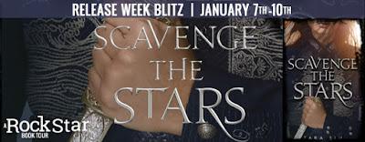 Scavenge The Stars Book 2