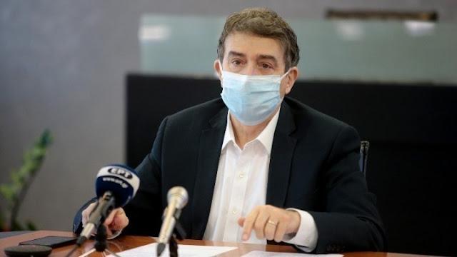 Χρυσοχοΐδης: Και η αστυνομία στη μάχη της πρόληψης των πυρκαγιών