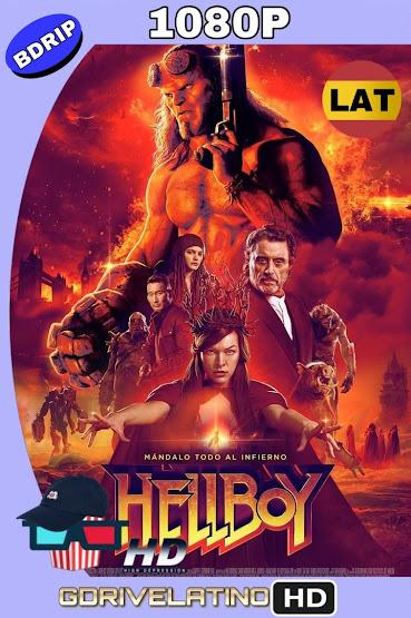 Hellboy (2019) BDRip 1080p Latino-Ingles MKV