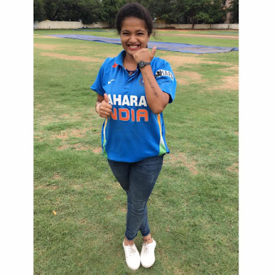 Rakshitha Rai Cricket Player