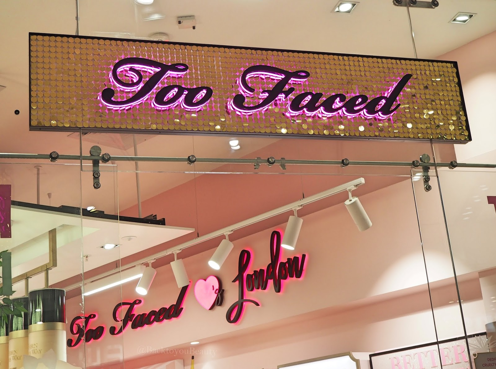 Too Faced Store Stratford