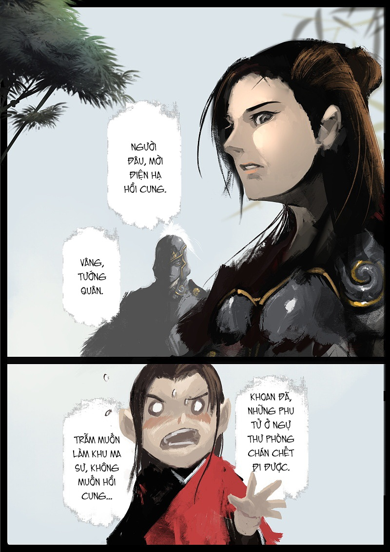 Tây Du Ký ngoại truyện chap 40 - Trang 6