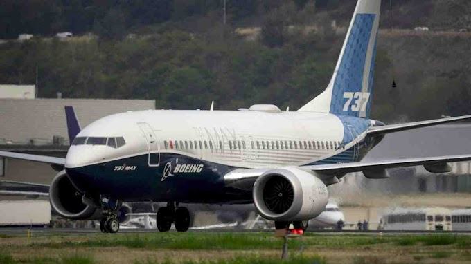 Boeing 737 MAX aircraft allowed to FLy in INDIA after 30 Months Global Ban due to security issues