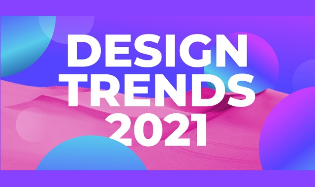 The Graphic Design trends