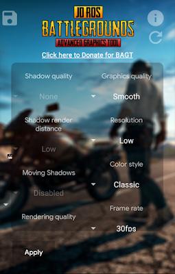 شرح تطبيق BAGT ببجي