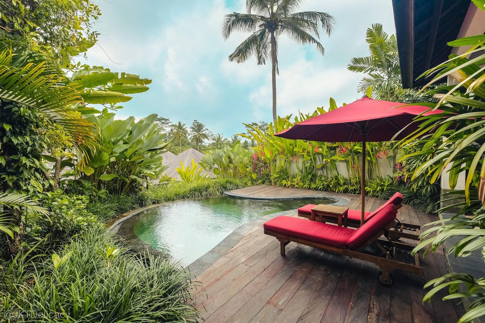 Jktdelicacy Com One Bedroom Royal Pool Villa At Puri Sebali Resort Ubud Bali