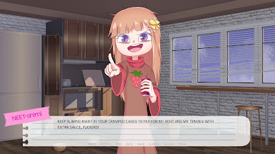 Im Oh So Busy A Week With Yoshimi Game Screenshot 7