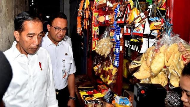 Pengakuan Jokowi soal Anies Ditampik Oposisi