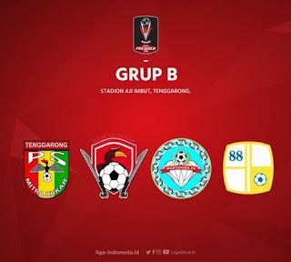 Jadwal Piala Presiden Sabtu 27 Januari 2018 - Siaran Langsung Indosiar