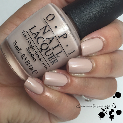 tiramisu from the venice collection by O.P.I.
