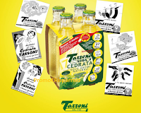 Logo Cedrata Tassoni : colleziona i sottobicchieri e vinci una giornata speciale