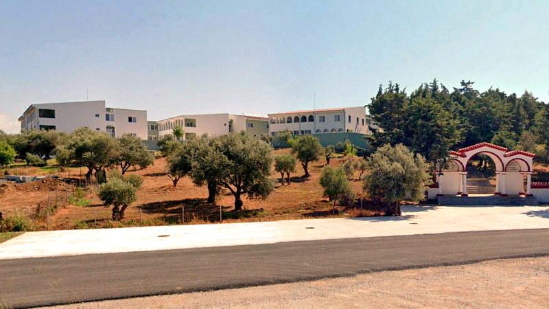 """Μητρόπολη Αλεξανδρούπολης: Κρούσματα κορωνοϊού στο Σταυρίδειο Ίδρυμα """"Ο Άγιος Κυπριανός"""""""