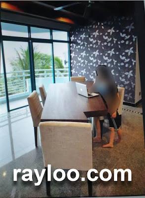 Serene Apartment Raymond Loo 019-4107321