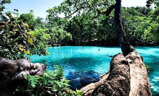 Tempat Wisata Blue Lagoon Jogja