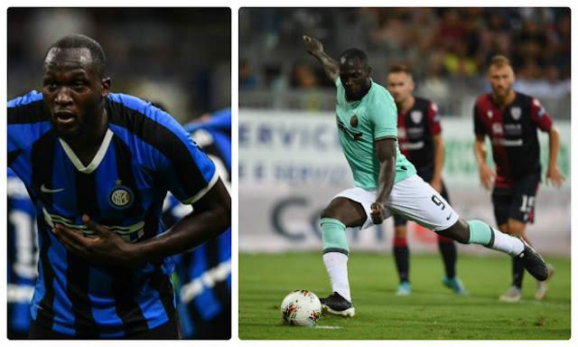 """Lukaku rời MU tới Inter: Rực rỡ 2 bàn/2 trận vẫn """"tấu hài"""", bỏ lỡ khó tin"""