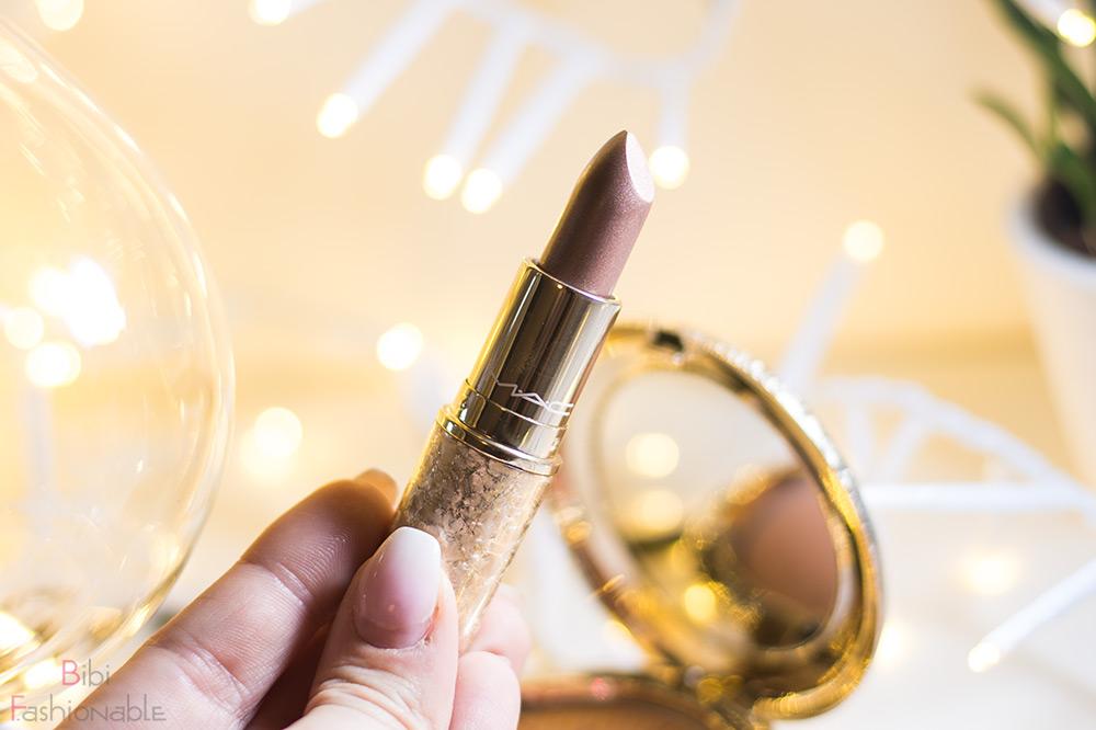 MAC Snow Ball Limited Edition Frost Lipstick I'm Glistening