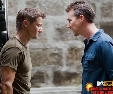 "Edward Norton: ""Bourne no es James Bond, Bourne parece auténtico"""
