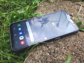 Hape Outdoor Samsung Galaxy S8 Active Seken 4G LTE RAM 4GB ROM 64GB IP68 Certified