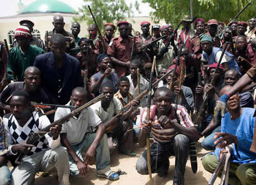 OVER 9 HUNTERS  KILLED IN SOUTHERN KADUNA, FOUR CORPSES MISSING