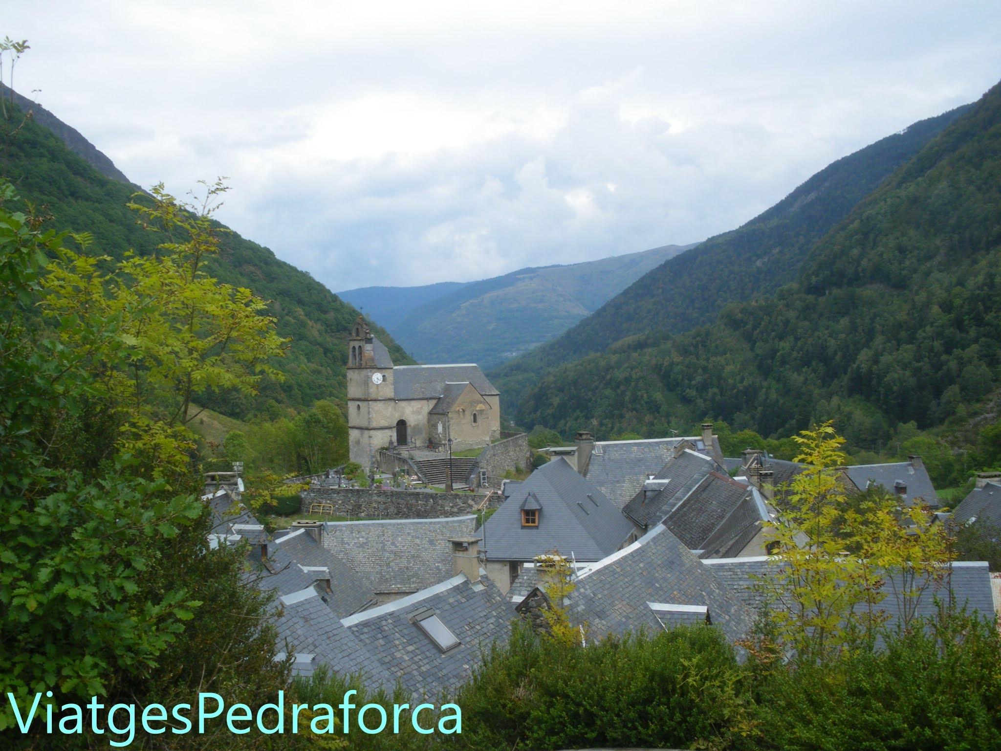 Vallée d'Aure, Pirineus, França
