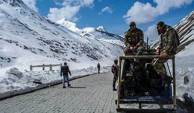 Ấn Độ lính đặc nhiệm