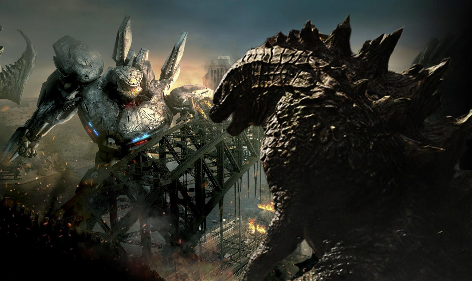 Pacific Rim Uprising : Director Says A Godzilla Crossover Is Possible.