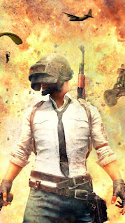 wallpaper HP PUBG / PUBG Mobile HD