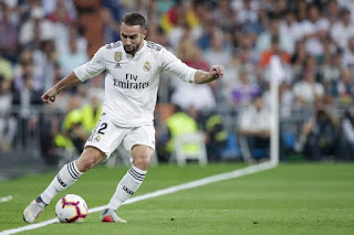 Carvajal reveals how difficult it is in making friends at Madrid