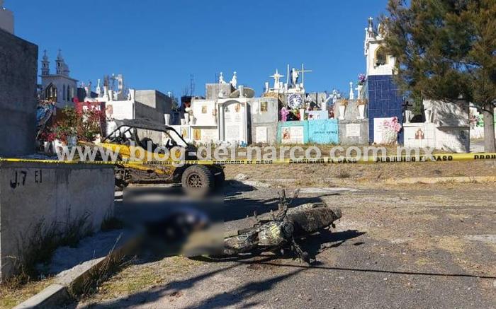 En Jerecuaro Sicarios se envalentonaron y atacaron a Guardia Nacional desde Motos y Razer's, 4 de ellos fueron abatidos