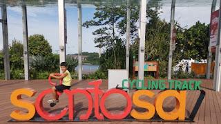 La Isla de Sentosa o Sentosa Island. Singapur o Singapore.
