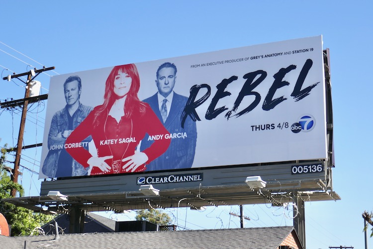 Rebel season 1 billboard