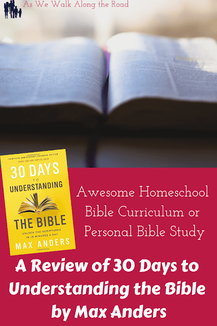 30 Days to Understanding the Bible review