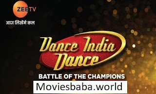 Download Dance India Dance Battle Of The Champions 14th July 2019 Full Episode HDRip 1080p | 720p | 480p | 300Mb | 700Mb