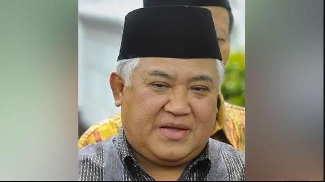 Din Syamsuddin Dituding Radikal, MUI: Ada Gerakan yang Ingin Sebar Islamofobia