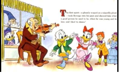 Mickeys Christmas Carol Book.Animation Recaps And Other Stuff Mickey S Christmas Carol