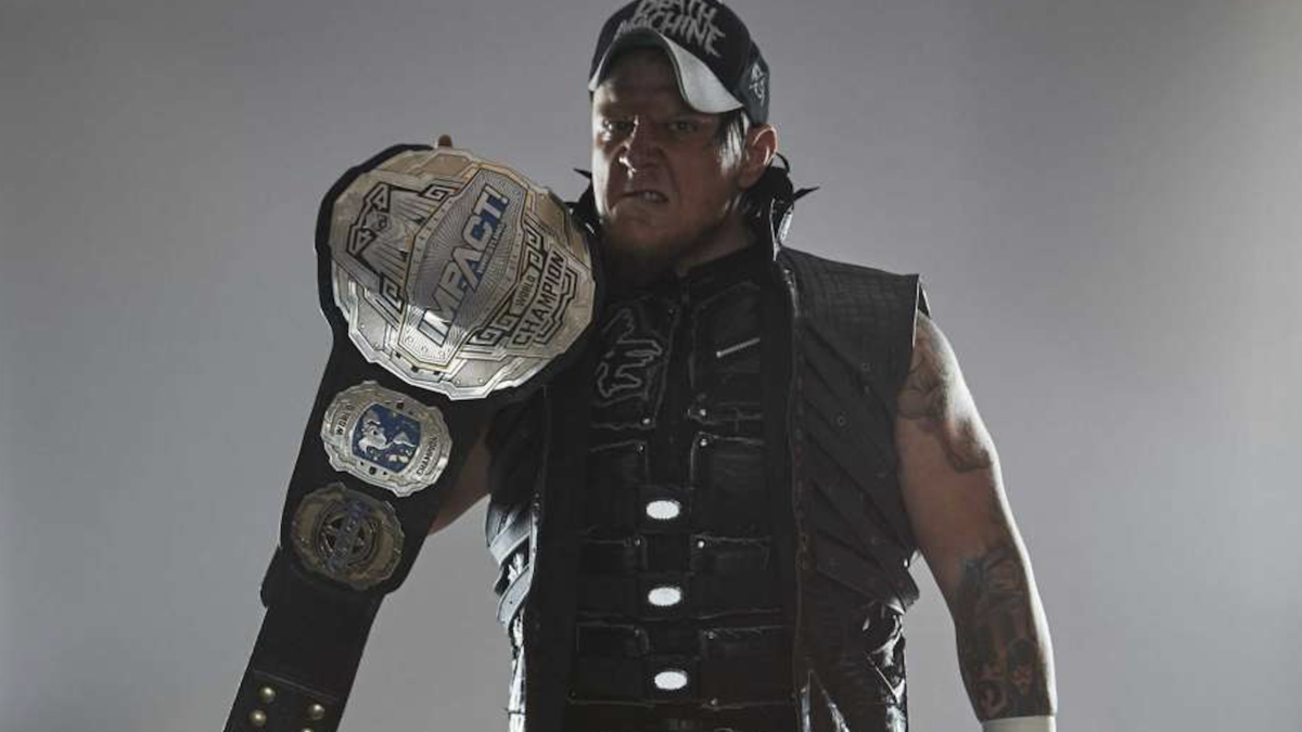 Sami Callihan lutará pelo IMPACT World Championship no Slammiversary