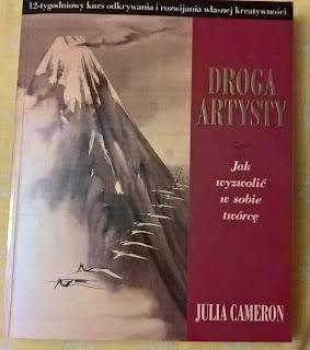 okładka książki Droga artysty