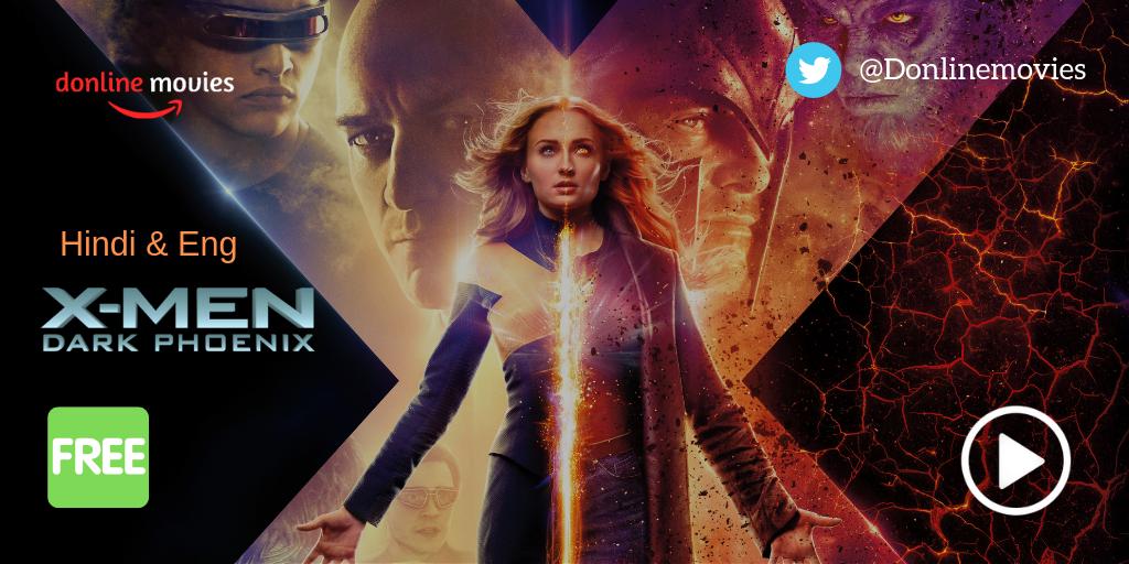 X Men Dark Phoenix 2019 Full Movie Hd Free Donlinemovies
