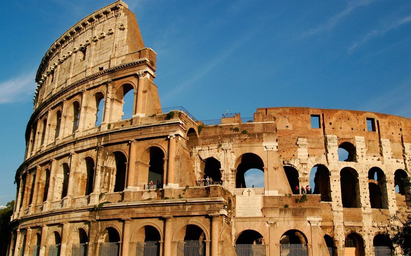Il Colosseo: Visita Guidata