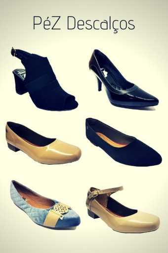 Marca de Calçados Confortáveis Femininos PéZ Descalços