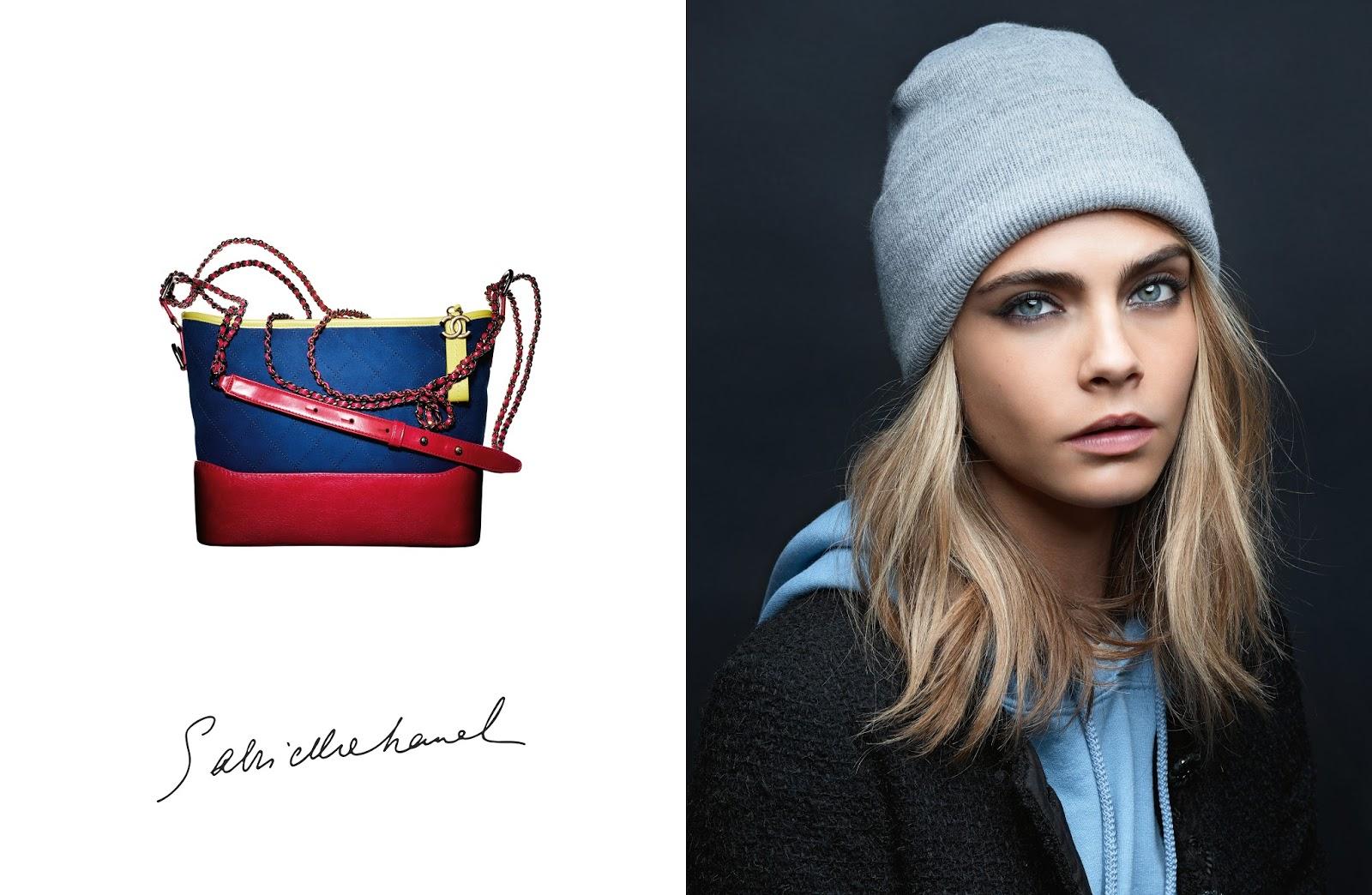 BTS Video: Cara Delevingne's Chanel Gabrielle Bag Campaign Film