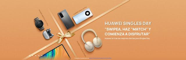 Top 10 ofertas Singles Day de la Huawei Store