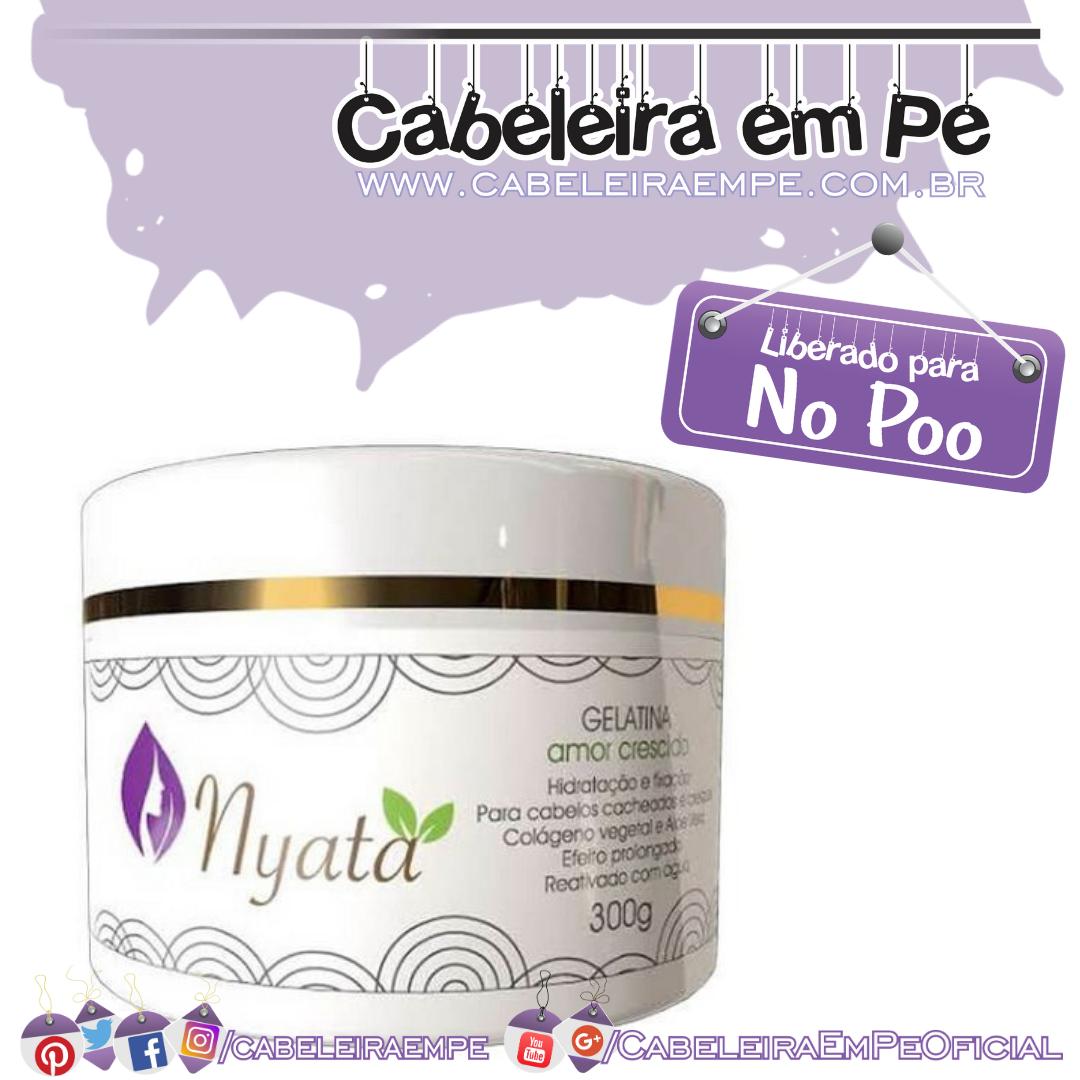 Gelatina Amor Crescido - Nyata (No Poo)