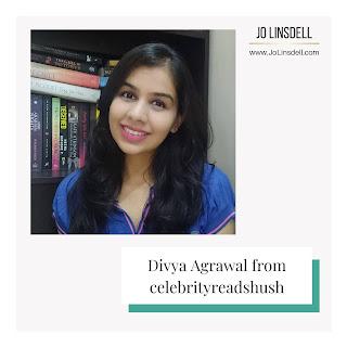 Divya Agrawal from celebrityreadshush
