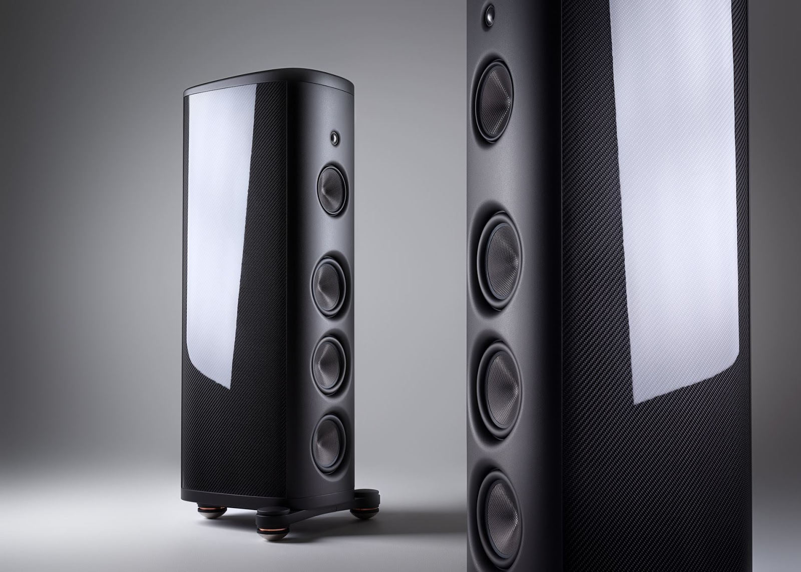 Mono and Stereo High-End Audio Magazine: Magico M3 speakers