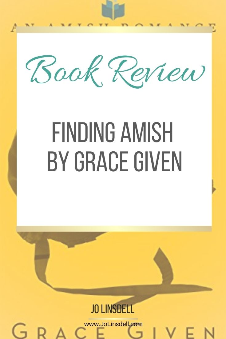 Book Review: Finding Amish by Grace Given